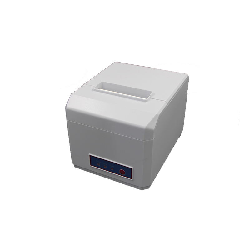 BC2809 Barcode Scanner Barcode Reader With 80mm White Color Thermal Printer