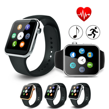 A9 Smartwatch Bluetooth Smart watch Armbanduhr für Apple iPhone IOS Android Telefon Intelligente Uhr Sportuhr