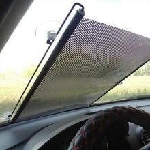Auto Acessórios de alta Qualidade Retrátil Side Car Window Sun sombra Cortina persianas Protetor Solar Película Da Janela Automática