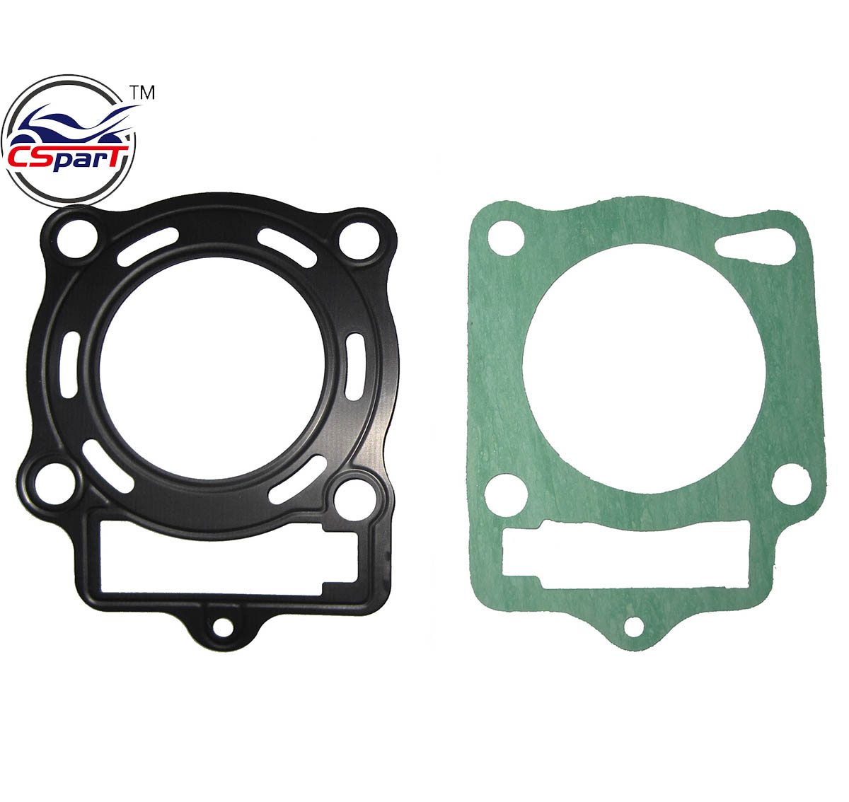 70MM  Cylinder Gasket Kit For Loncin ZongShen Water Cooled CB250  250CC 170MM  Kaya Xmotos Apollo Tmax ATV Pit Dirt  Bike