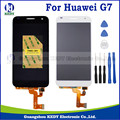 1pcs 5.5 inch LCD DIsplay + Touch Screen Digitizer Assembly For Huawei Ascend G7 +tools