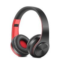 Bluetooth Headset Headphones Earphone Stereo Foldable Sport Wireless Earphone With Mic Handfree For Iphone Xiaomi Phone