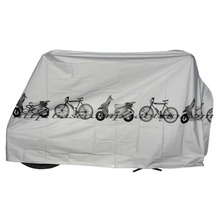 Printed Bicycle Cover