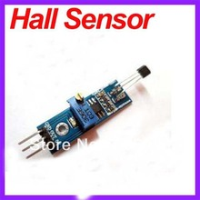 5pcs/Lot Hall Sensors Module, Magnetic Swiches Speed Counting Module For Arduino Smart Car