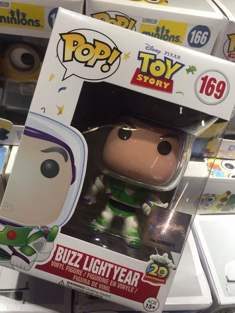 Toy Story Funko Pop Buzz Lightyear Vinyl Figures Funko Figure 3 75