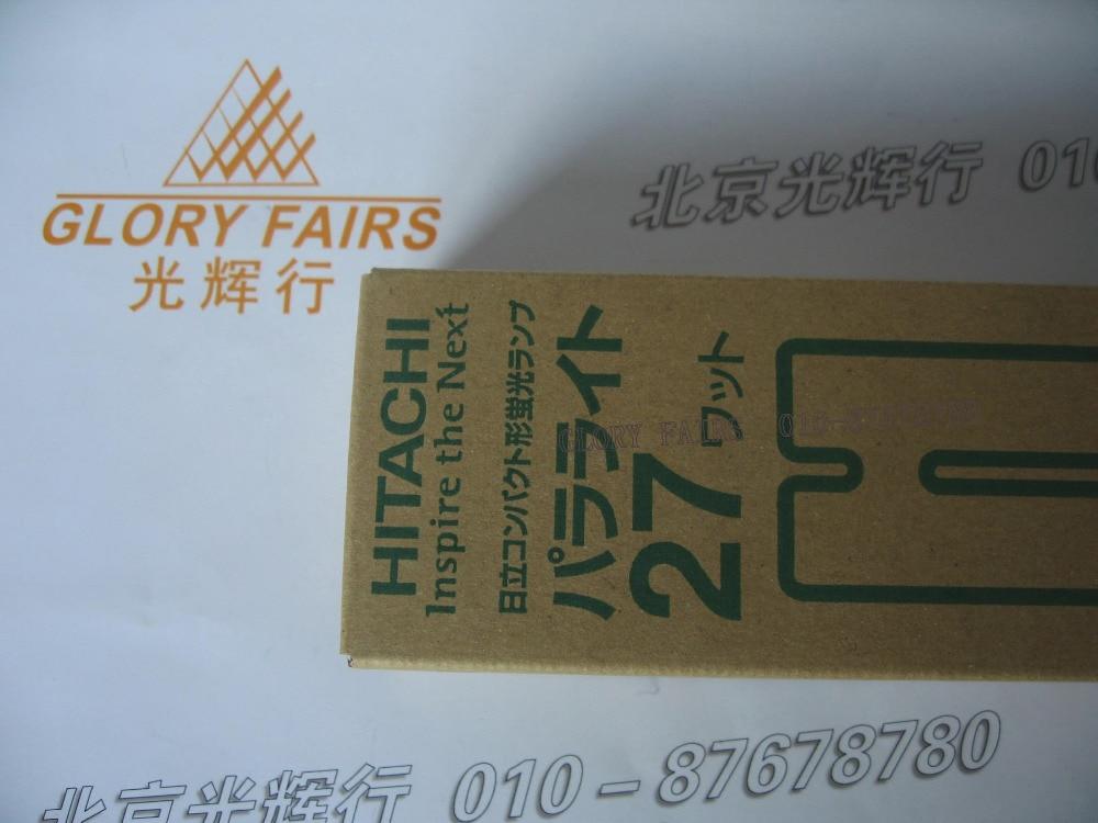 HITACHI FPL27EX D DK 27W CFL compact fluorescent lamp FPL27EXD 6700K daylight 4 pins GY10q 4