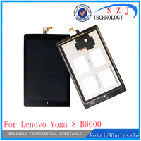 New 8 Inch LCD For Lenovo Yoga 8 B6000 Tablet Full Digitizer Touch Screen Glass Sensor