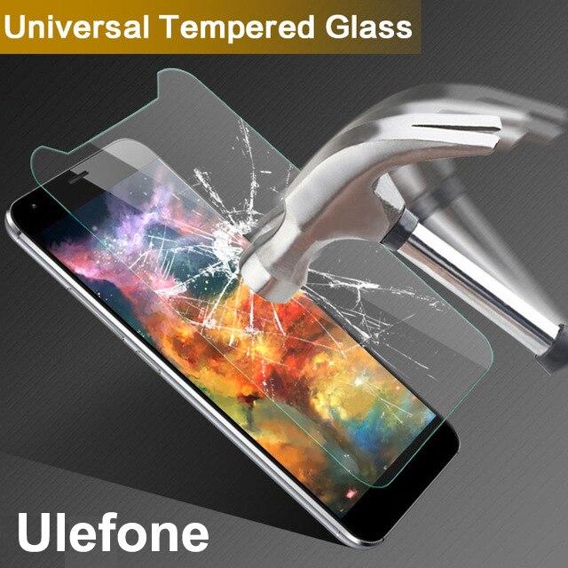 Vetro temperato per Ulefone Potenza 5 5 S 2 3 3 S 3 T 6 X X2 DELLA MISCELA 2 Del Telefono pellicola Della Protezione dello schermo Della Copertura di Protezione Per Ulefone S7 S10 Pro