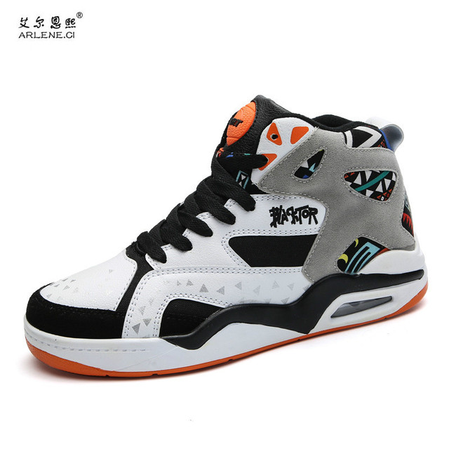 Basket Homme 2018 Hot Sale Basketball Shoes For Men Air Cushion Gym