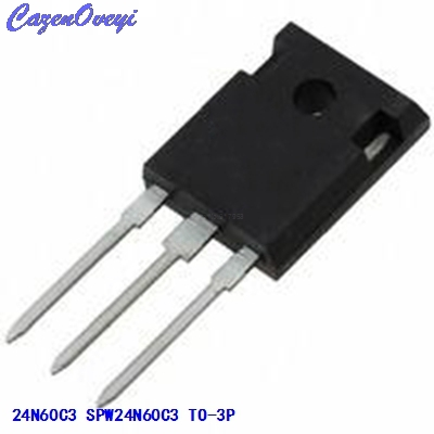 1pcs/lot 24N60C3 SPW24N60C3 TO-3P In Stock