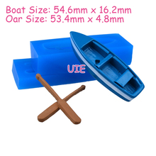 6mm Big 3D Boat with Paddle