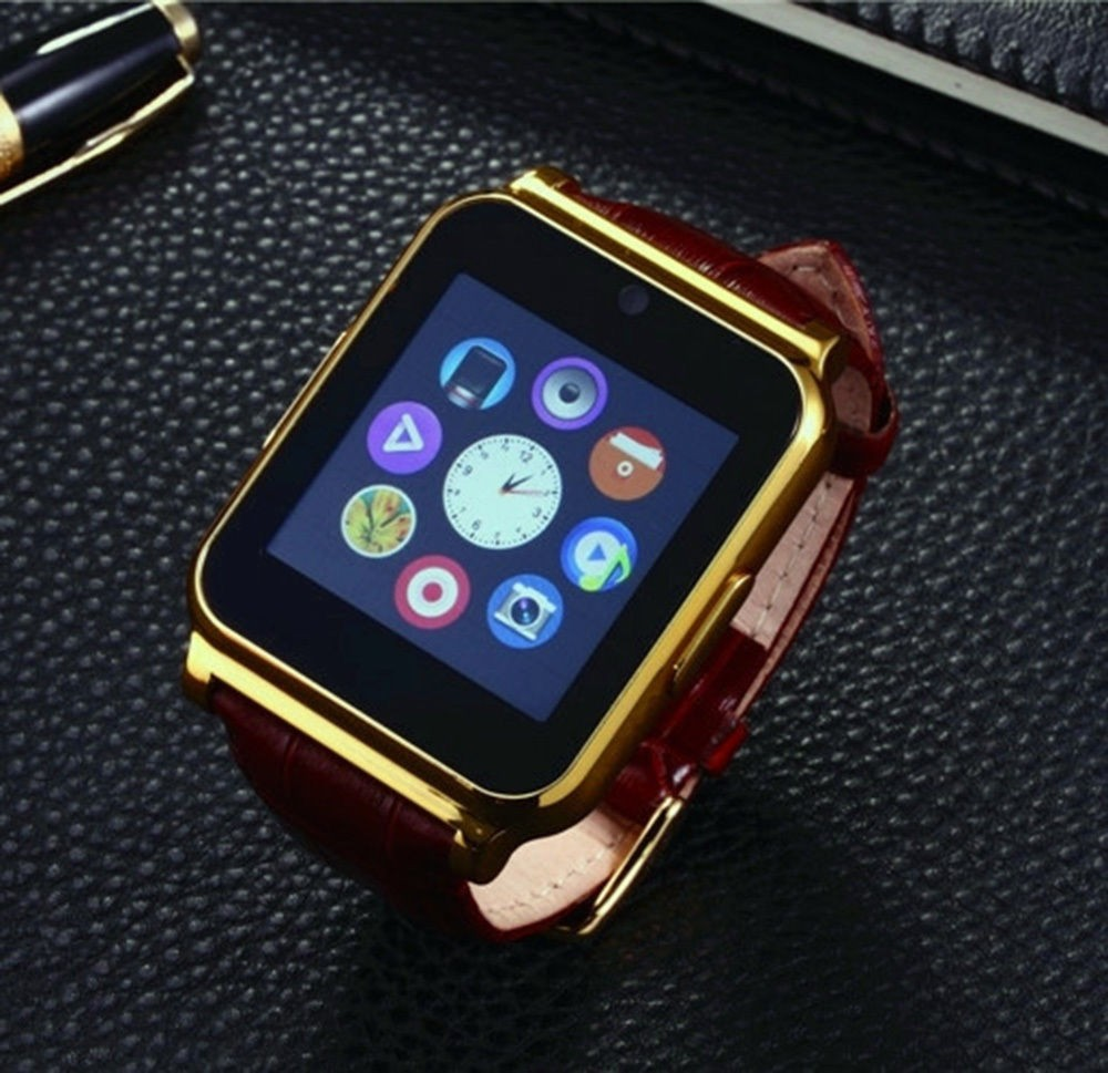 Hot Free Shipping smart watch W90 Wrist smartWatch for Samsung S4/Note2/3 for HTC for LG for Xiaomi Android Phone Smartphones