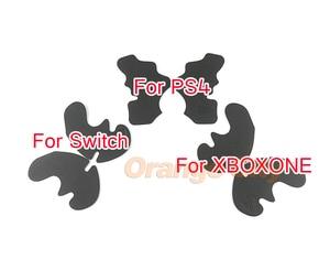 Image 2 - Анти скольжения крышка ручки для Игровые приставки Dualshock 4 PS4 Pro Slim NS переключатель XBOX один контроллер умнее рукоятки чехол кожи F игра