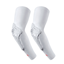 Kuangmi 1 Pair Basketball Compression Elbow Pads Child & Adult Collision Avoidance Support Sleeve