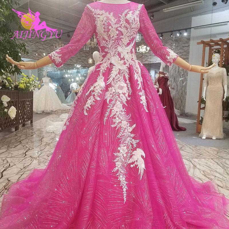 AIJINGYU Wedding Dresses Outlet Gowns Portuguese Costume