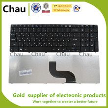 Chau ruso Packard Bell Easynote TK37 TK81 TK83 TK85 TX86 TK87 TM05 TM80 TM81 TM97 TM86 TM87 TM82 NEW91 teclado del ordenador portátil