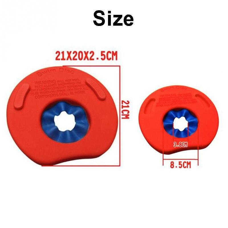 6pcs-lot-Baby-Swim-Learning-Arm-Circle-EVA-Swim-Discs-Foam-Arm-Bands-Float-for-Kids