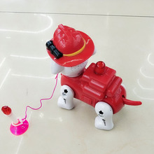 Electronic Dog Robot Dog Pet Electric Puppy Pets Walk Bark Kids Gift Toys For Children Birthday Gifts Battery operated