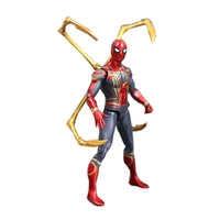 Iron Spider Variant Action Figure 1/8 schaal painted figuur Avengers 3 Infinity War Iron Spider PVC figuur Speelgoed Brinquedos Anime
