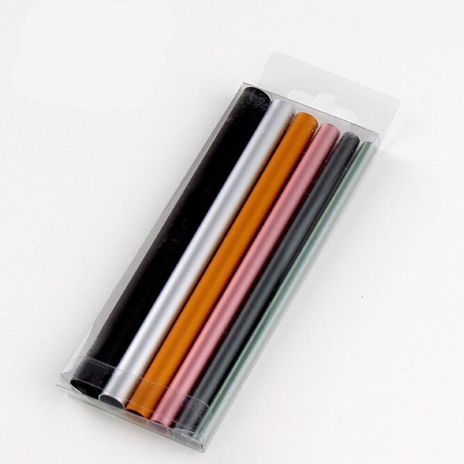 6 Pcsset5sets30pcs Nail Art Tools Set Acrylic Nail Shaping Tube