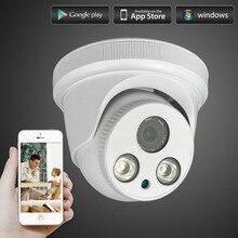 2.0MP 1080 P IP Камеры Безопасности Купольная Сетевая Камера HD ВИДЕОНАБЛЮДЕНИЯ «День/Ночь ИК