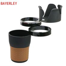 Multifunction Car Drinking Bottle Holder Rotatable Water Cup