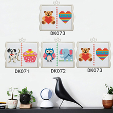 With Frame Home Stitching Kids Cross Stitch Kits Beginners D