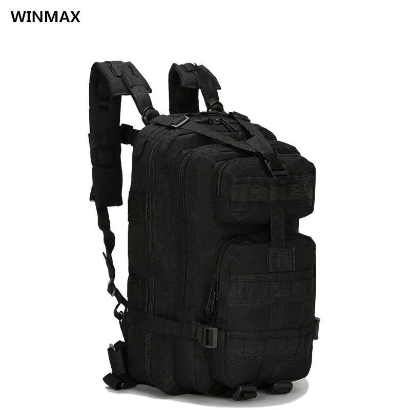 25L 3P Tactical Backpack Military Army Outdoor Bag Rucksack Men Camping Tactical