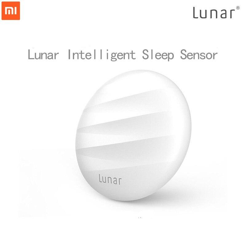 imágenes para En stock, original xiaomi mijia casa inteligente lunar sueño inteligente sensor de control remoto wifi app para andriod, ios, la radiación cero