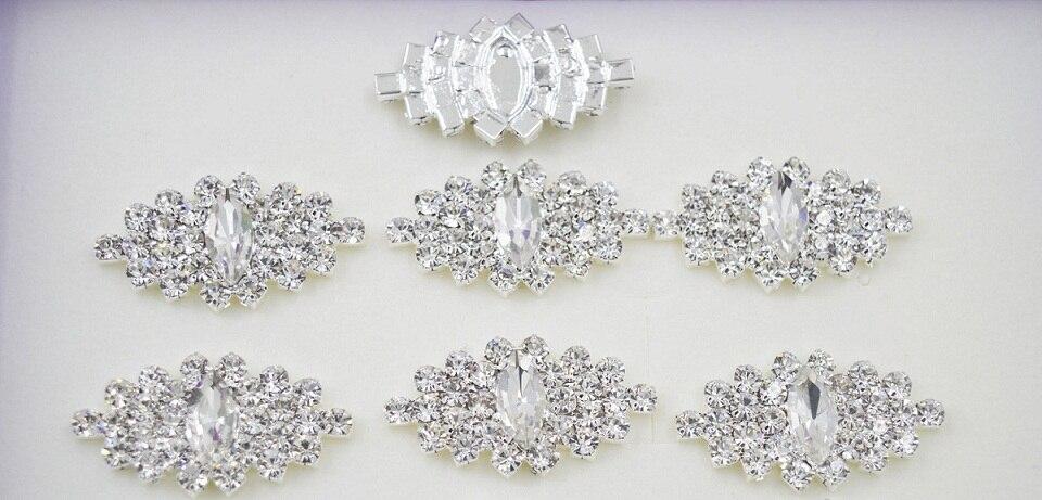 ᐂRhinestone diademas diademas accesorios apliques para la ropa ...