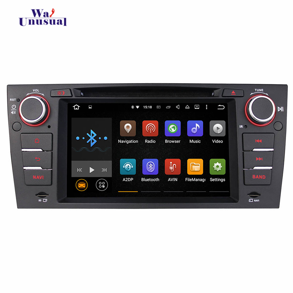 7 1024 600 android 5 1 1 car dvd player gps navigation for bmw e90 2004 2012 with wifi 3g gps bt aux mirror link quad core 16gb