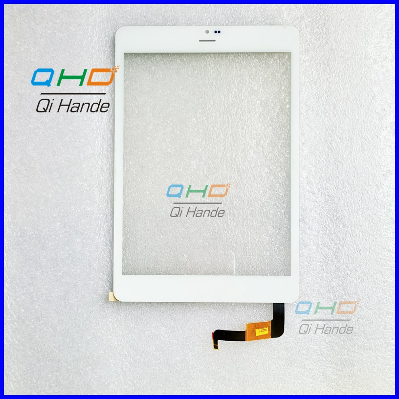 White New For 7.85'' Inch iconBIT NETTAB SKAT 3G QUAD NT-3805C touch Screen Panel Digitizer Glass Sensor Free Shipping new touch screen panel iconbit nettab thor quad 2 nt 1009t tablet digitizer glass sensor replacement free shipping