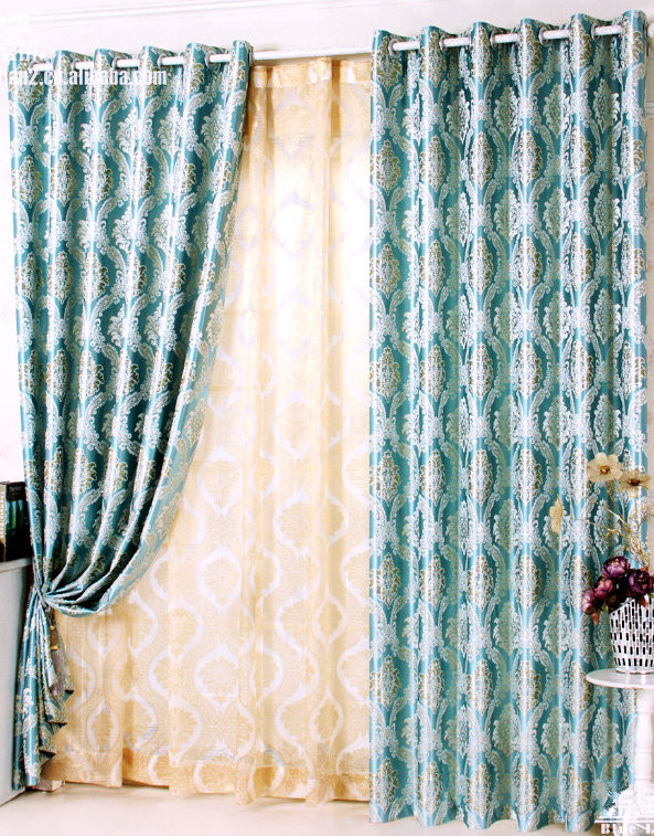 Aliexpress.Com : Buy Blakcout Shade Curtains For Living Room Nice