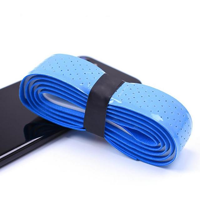 Badminton Sweat Belt Tennis Racket Band Towel Hand Glue Take-up Strap Handshake Handle Multi-color Optional 4