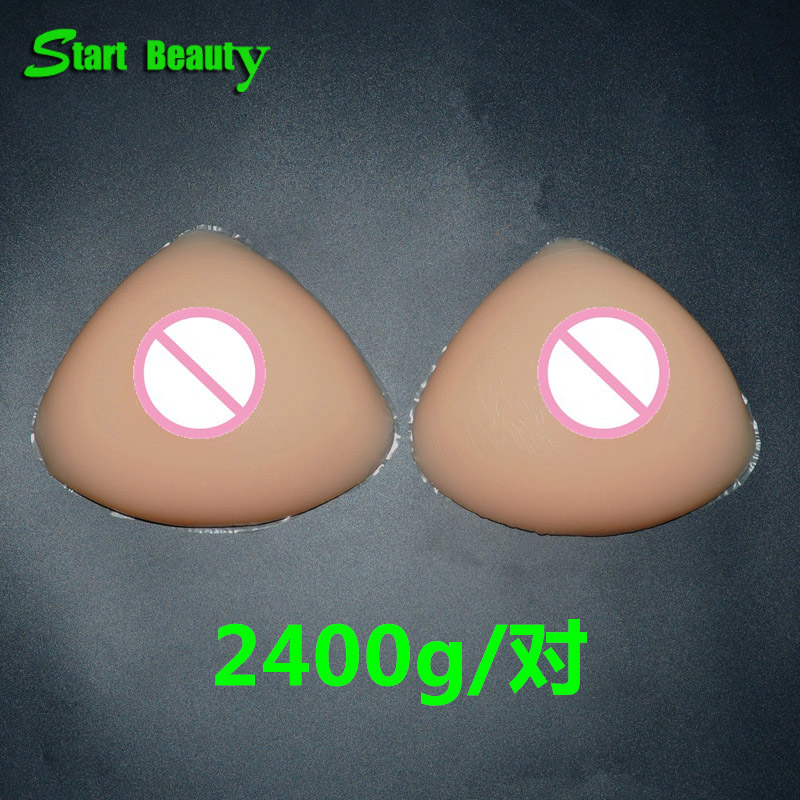Free shipping Large H Cup sexy silicone breast forms mastectomy prosthesis Biggest Boobs Enhancer for Shemale 2400g/pair free shipping post surgical women drag queen boobs silicone mastectomy breast 450g left d cup for breast cancer lady