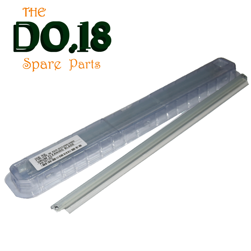 2pc DCC450 drum cleaning blade for xerox DCC400 450 350 320 4300 250 4350 7760 4400