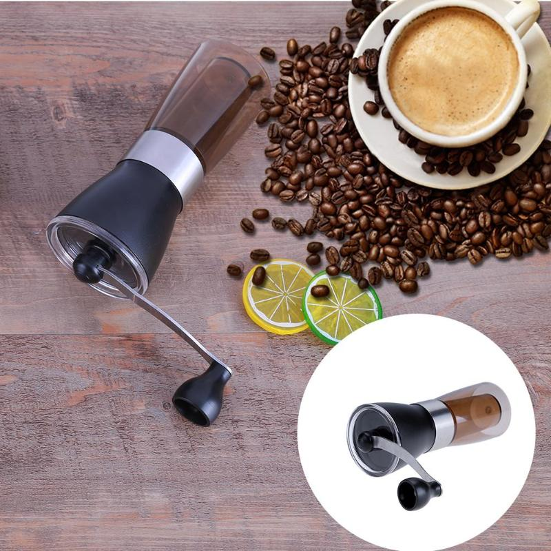 Multi-functional Manual Coffee Grinder Washable Burr Grinder Ceramic Core Mini Grinder Mill Handheld Coffee Grinding Machine manual coffee grinder ceramic coffee bean grinder grinding machine jade white ceramic handset mill