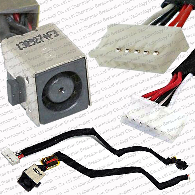 new dc power socket jack wire charging port cable. Black Bedroom Furniture Sets. Home Design Ideas