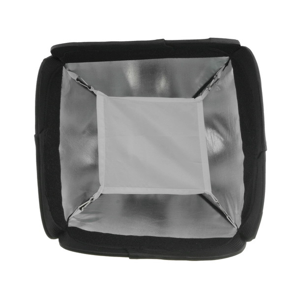 23cm x 23cm universel Portable caméra Softbox diffuseur pour 580EX 430EX 600EX pour Canon Nikon Pentax Yongnuo Flash