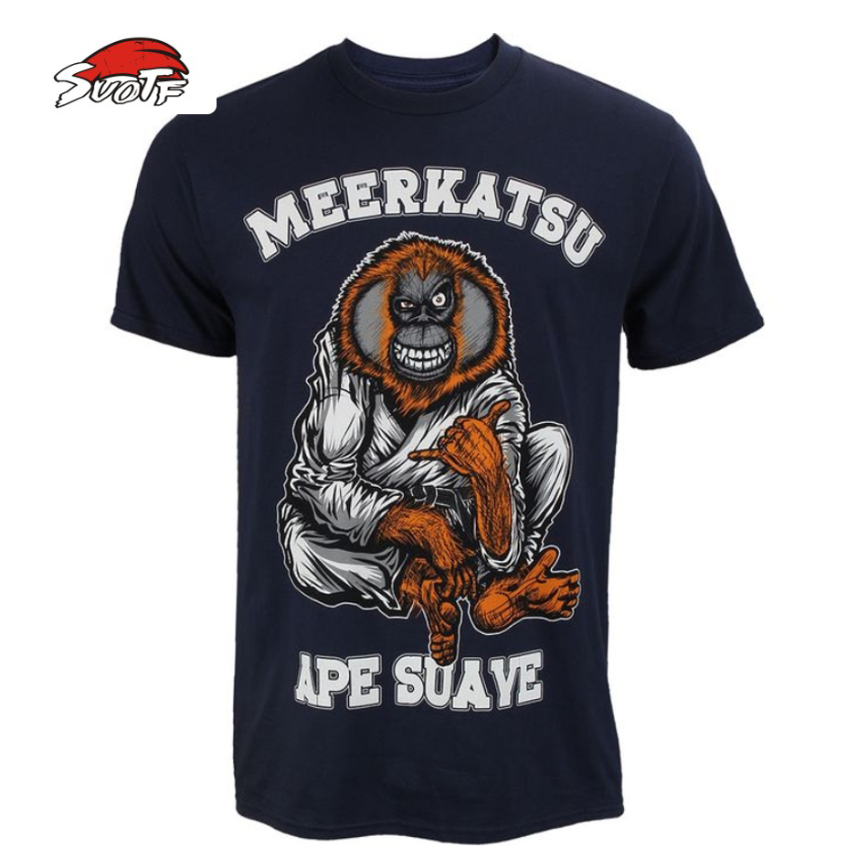 SUOTF Mma Muay Thai Boxing Sweatshirt Bad Boy Short Sleeve T-shirt Summer Mens Shorts Mma Fight Shorts Boxing Muay Thai Boxing
