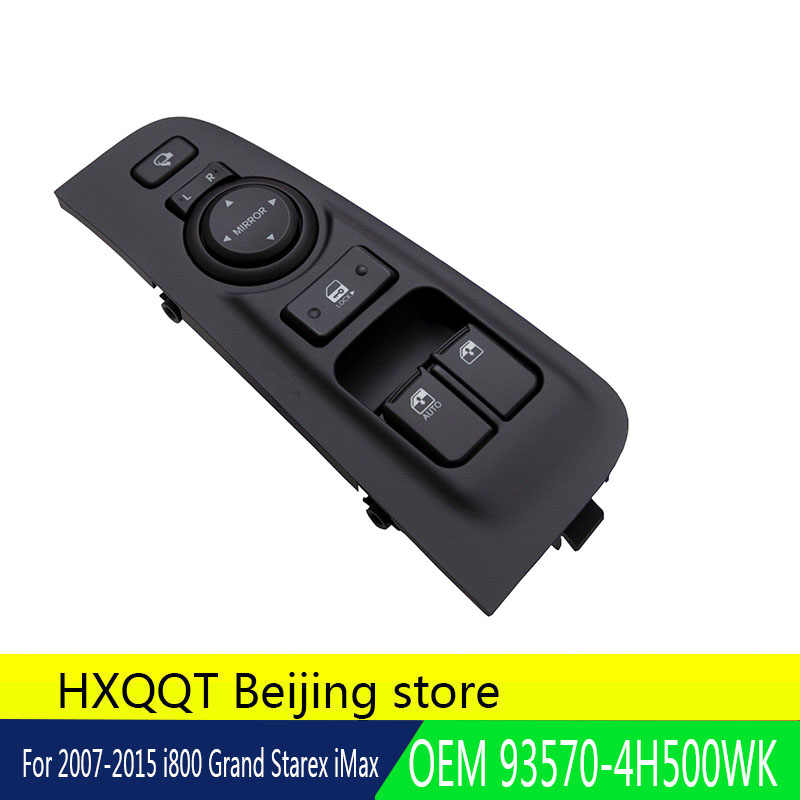 935704H500WK Power Window Main Switch LHD For HYUNDAI Grand STAREX 2007-2015