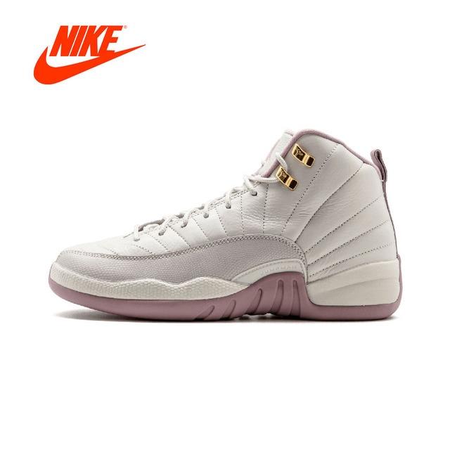 4e840f5cb337a5 Original New Arrival Authentic NIKE Air Jordan 12 Retro PREM HC GG Womens  Basketball Shoes Sneakers Sport Outdoor Good Quality