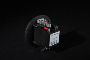 Image 3 - 2 sztuk oryginalny Fountek NeoCD3.0 3 cal aluminium wstążka głośnik wysokotonowy głośnik kierowcy 7ohm 17W 1400 40000Hz D110mm czarny/srebrny Panel
