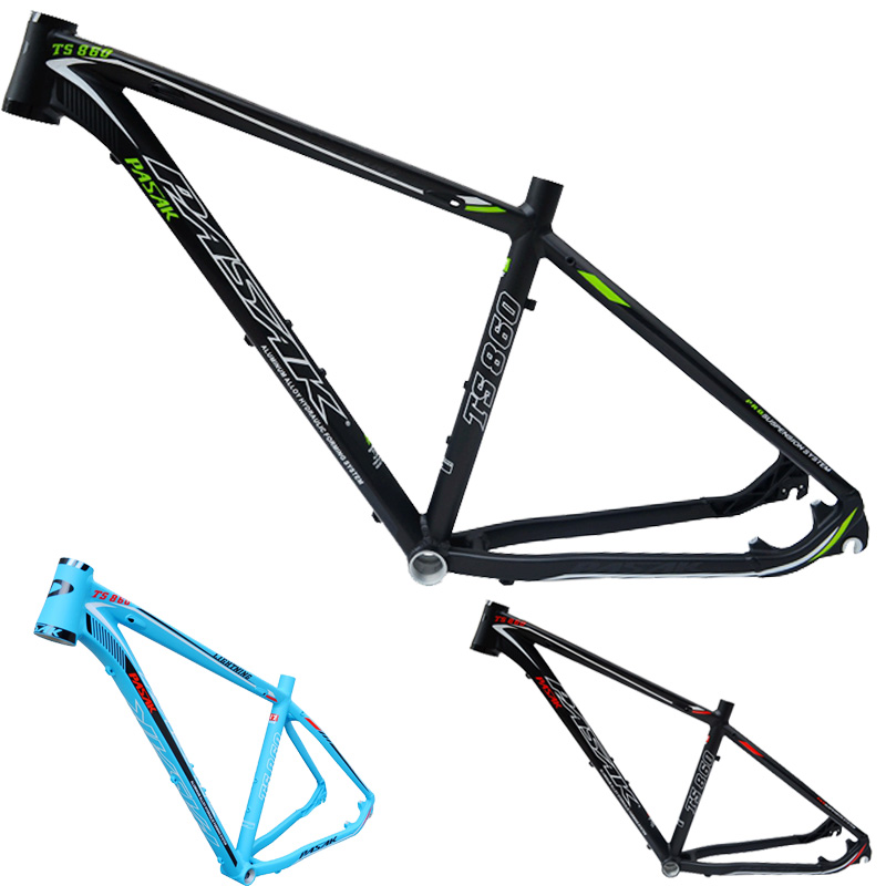 PASAK Light Aluminum Alloy Mountain Bike Frame 27.5 inch chinese MTB Bicycle Frame giza ghost 3 mtb bicycle 6061 aluminum alloy frame 26 wheel 16