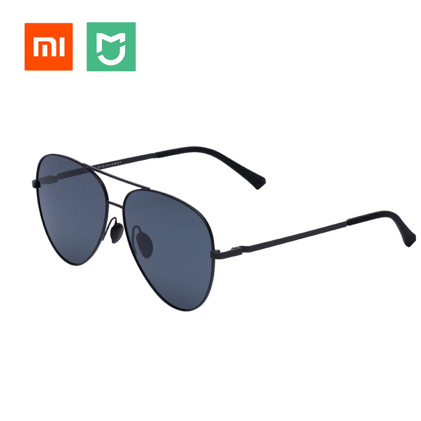 Original Xiaomi Mijia Turok Steinhardt TS Brand Polarized Stainless Sun Mirror Lenses Glasses UV400 for Man