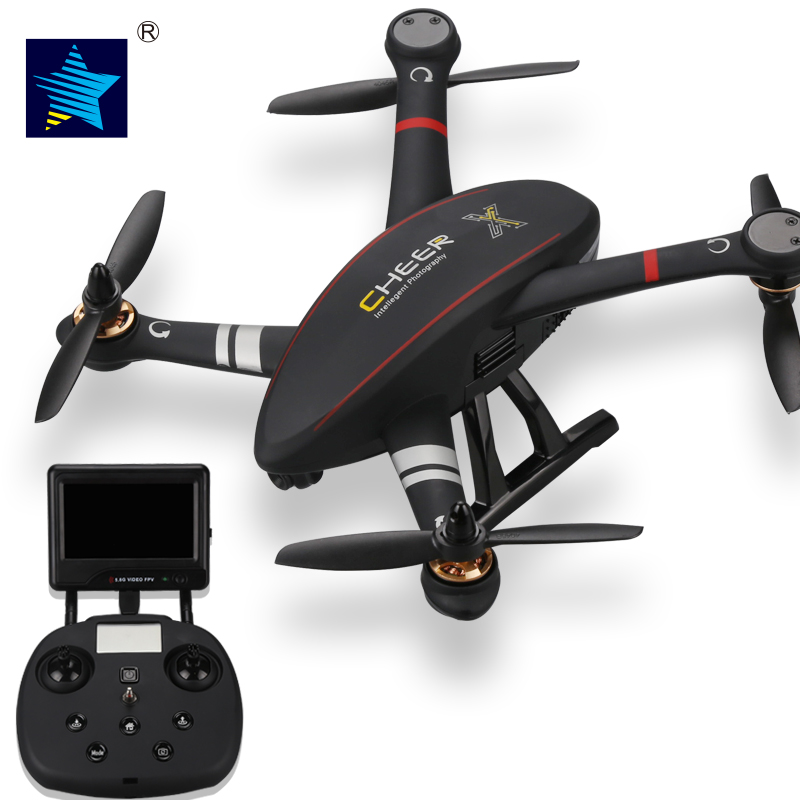 все цены на CHEERSON CX-23 CX23 RC Helicopter Brushless 5.8G FPV Drone With 1080P Camera OSD GPS Quadcopter онлайн