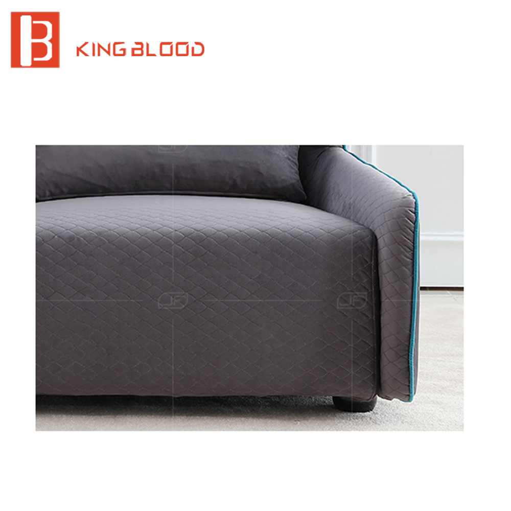 Schön Sofa Velour Dekoration Von Tapestry Fabric Sectional Special With Arm Chair