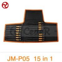 JAKEMY 15ใน1ชุดไขควงip honeมาร์ทโฟนiPadตารางแล็ปท็อปคอมพิวเตอร์ซ่อมแม่นยำไขควงFixiting
