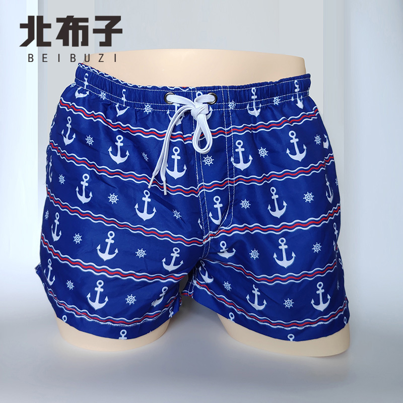 New Brand BEIBUZI 2019 Men's Board Shorts And Quick Drying Shorts Beach Casual Summer Beach Short Pants Free Shiping
