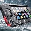 For IPhone 5C 5S 1 1 Doom Armor Dirt Waterproof Shockproof Aluminum Gorilla Metal Impact Case